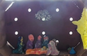 Salt Dough Nativity