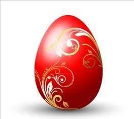 Easter decorative egg