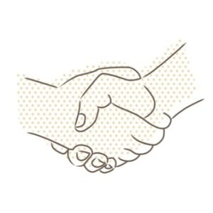 vector-drawing-of-handshake_f1SsRA8d - sm