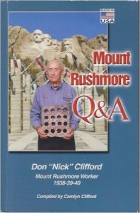 Mount Rushmore Q & A book cover