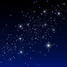If the Stars Came Out Only Once a Year