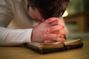 man praying prayers is important 7 more things to pray